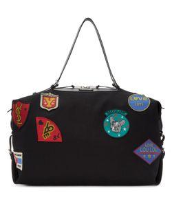 Saint Laurent | Large Id Convertible Patches Bag