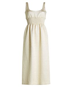 Emilia Wickstead | Dress With Silk And Cotton Gr. Uk 8
