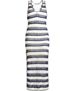 Anna Kosturova | Knit Maxi Dress Gr. L