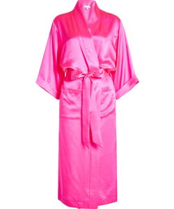 Natasha Zinko   Satin Robe Coat Gr. Fr 38