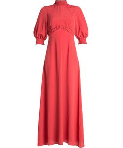 Emilia Wickstead | Maxi Dress With Silk Gr. Uk 8
