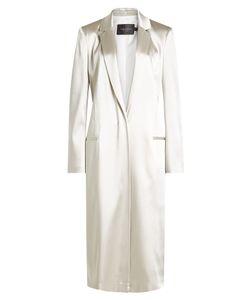 Calvin Klein Collection   Satin Coat Gr. It 40
