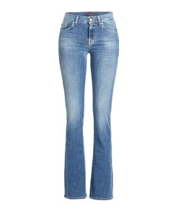 Seven for all Mankind | Fla Jeans Gr. 28