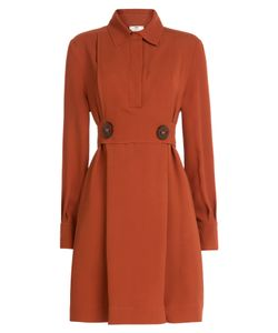 Fendi | Silk Shirt Dress Gr. 38