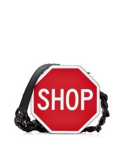 Moschino | Shop Leather Shoulder Bag Gr. One Size