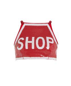 Moschino | Sequin Crop Top Gr. 36