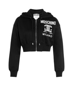 Moschino | Cropped Zipped Jacket Gr. M