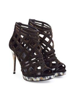 Burberry Prorsum | Leather Sandals Gr. 36