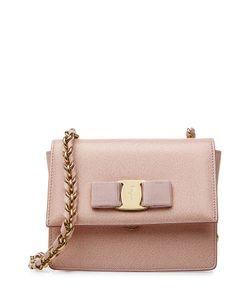 Salvatore Ferragamo | Ginny Leather Shoulder Bag Gr. One Size