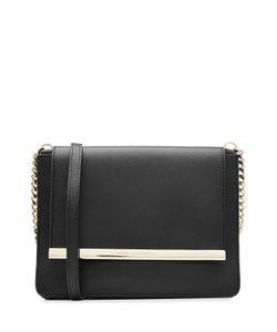 Diane von Furstenberg | Leather Soiree Large Flap Shoulder Bag Gr. One Size