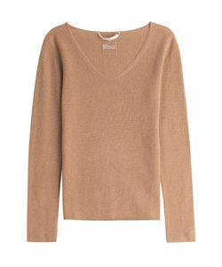 81 Hours by Dear Cashmere | Cashmere Scoop Neck Pullover Gr. S
