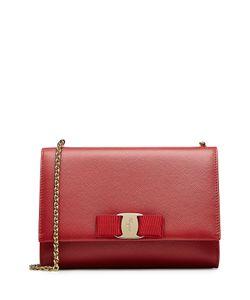 Salvatore Ferragamo   Ginny Mini Leather Shoulder Bag Gr. One Size
