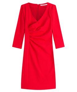 Diane von Furstenberg | Tailored Dress With Gathered Waist Gr. 8