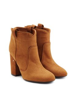 Laurence Dacade | Suede Ankle Boots Gr. 36