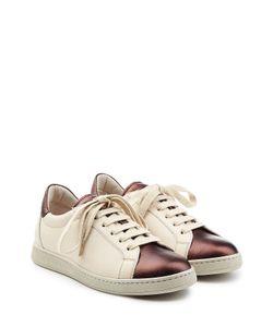 Brunello Cucinelli   Leather Sneakers Gr. It 36