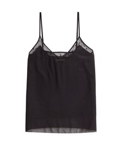 By Malene Birger | Silk Camisole With Lace Gr. Fr 36
