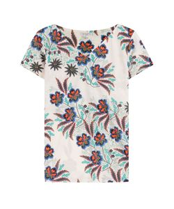 Etro | Printed Jersey Top Gr. 40