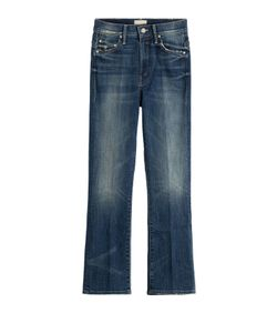 Mother | The Insider Cropped Jeans Gr. 32