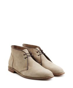 Ludwig Reiter | Suede Ankle Boots Gr. 85