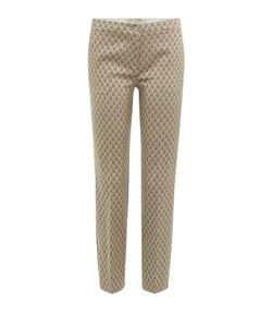 Etro | Cropped Printed Pants Gr. 38