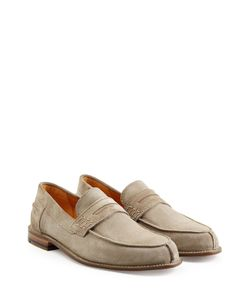 Ludwig Reiter | Suede Loafers Gr. 85