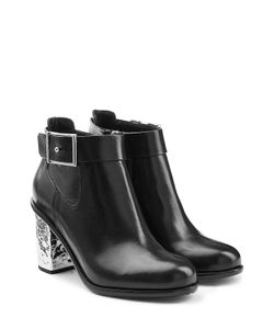 McQ | Leather Shacklewell Boots Gr. It 36