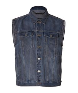 Marc by Marc Jacobs | Jean Vest In Indigo Multi Gr. M