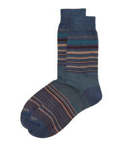Etro | Printed Cotton Socks Gr. I