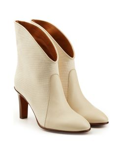 Chloé | Ankle Boots With Leather Gr. It 365