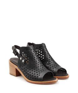 Rag & Bone | Perforated Leather Sandals Gr. Eu 36