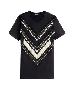 Balmain | Embroidered T-Shirt Gr. 40