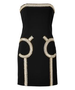 Moschino | Dress In Black Gr. 34