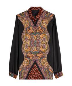 Etro | Printed Silk Blouse Gr. It 40
