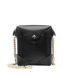 Manu Atelier | Micro Pristine Leather Shoulder Bag Gr. One Size