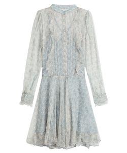 Zadig & Voltaire | Printed Silk Dress Gr. S