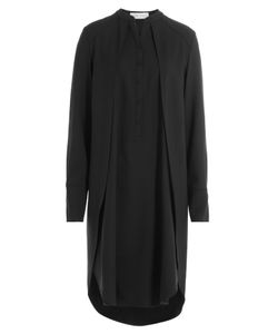 Nobi Talai | Wool Cape Dress Gr. De 40