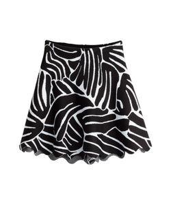 Issa | Flared Knit Skirt Gr. M