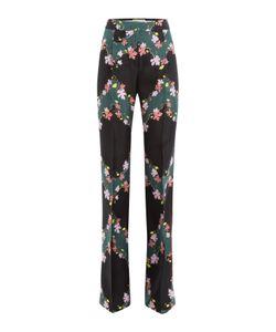 Emilio Pucci | Printed Silk Wide Leg Pants Gr. It 40