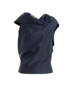 Roland Mouret | Draped Top With Open Back Gr. Uk 8