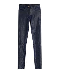 Jitrois | Slim Leather Pants Gr. Fr 36