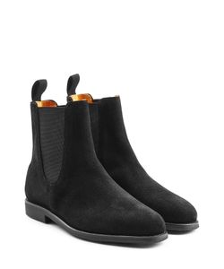 Ludwig Reiter | Suede Ankle Boots Gr. Uk 7