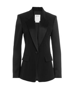 DKNY | Tailored Blazer With Satin Gr. Us 8
