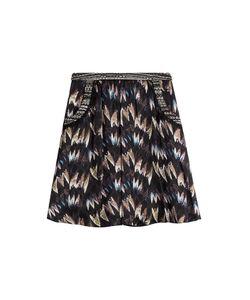 Diane von Furstenberg | Printed Silk Skirt Gr. Us 8
