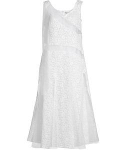 Natasha Zinko   Dress With Sheer Inserts And Lace Panels Gr. Fr 38