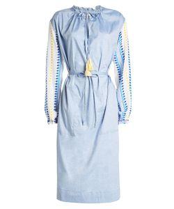 Lemlem | Shirt Dress With Cotton Gr. Xs