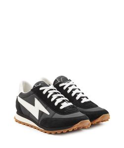 Marc Jacobs | Leather And Suede Sneakers Gr. It 35