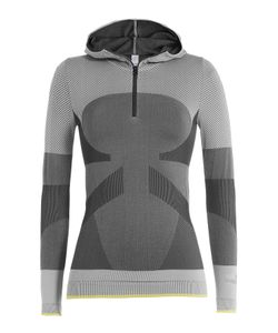 Adidas by Stella McCartney | Essentials Seamless Top With Hood Gr. M