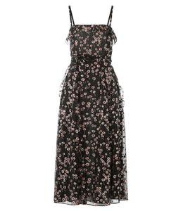 Valentino | Printed Silk Dress Gr. It 38