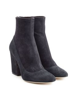 Sergio Rossi | Virgina Suede Ankle Boots Gr. It 375