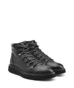 Hogan | Leather Ankle Boots Gr. Uk 85